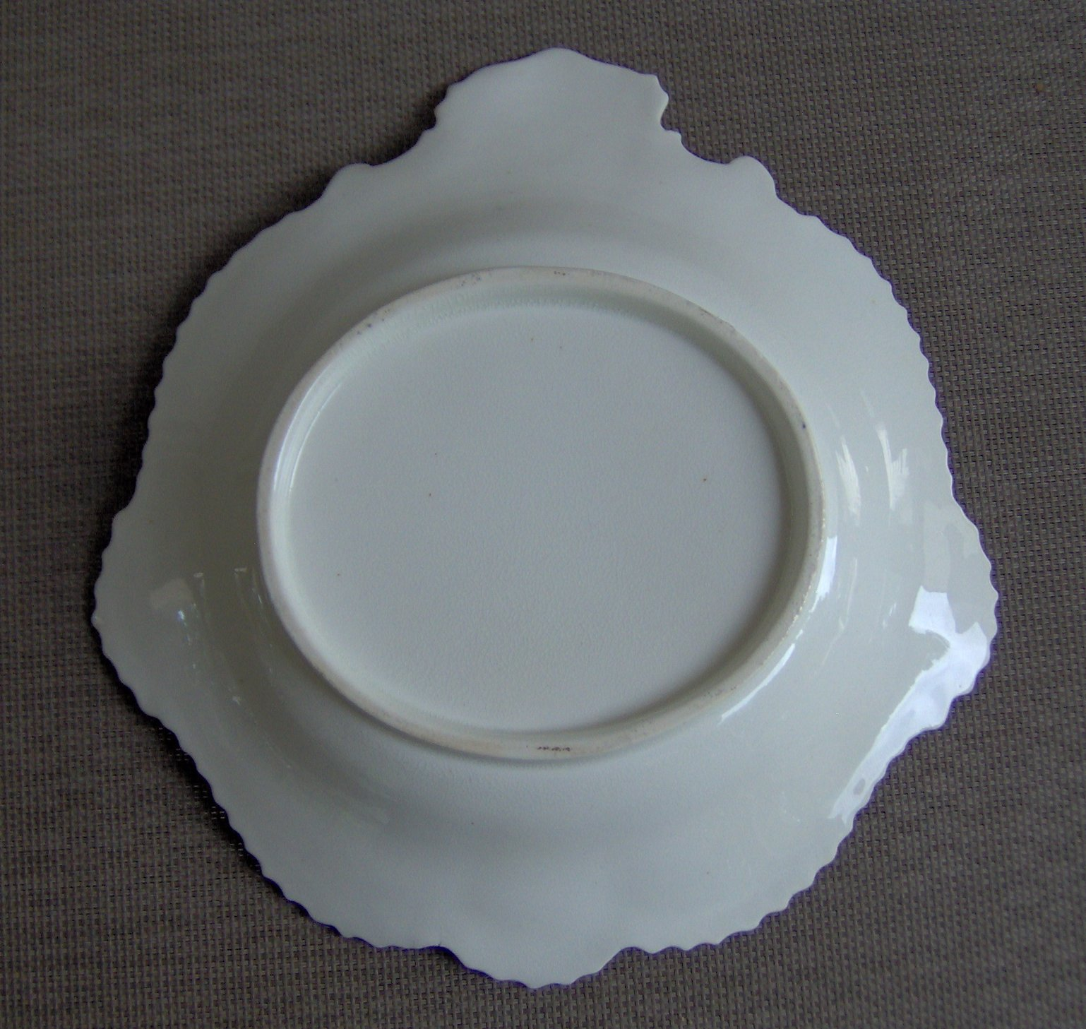 Twelve Improved Ironstone China Dinner Plates by Charles Meigh